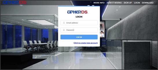 cipherds screen2